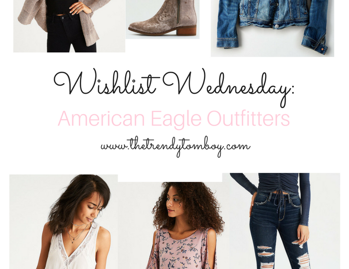 Wishlist Wednesday: American Eagle