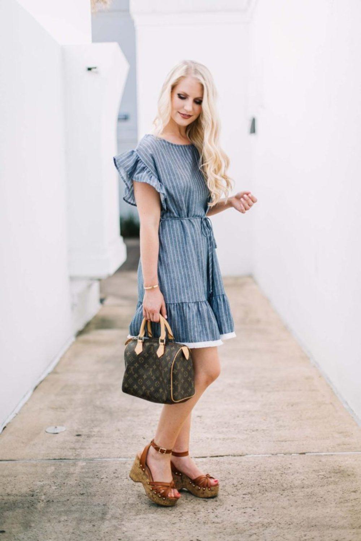 nordstrom bp shift dress