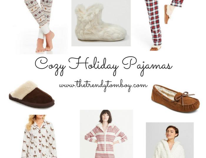 Cozy Holiday Pajamas