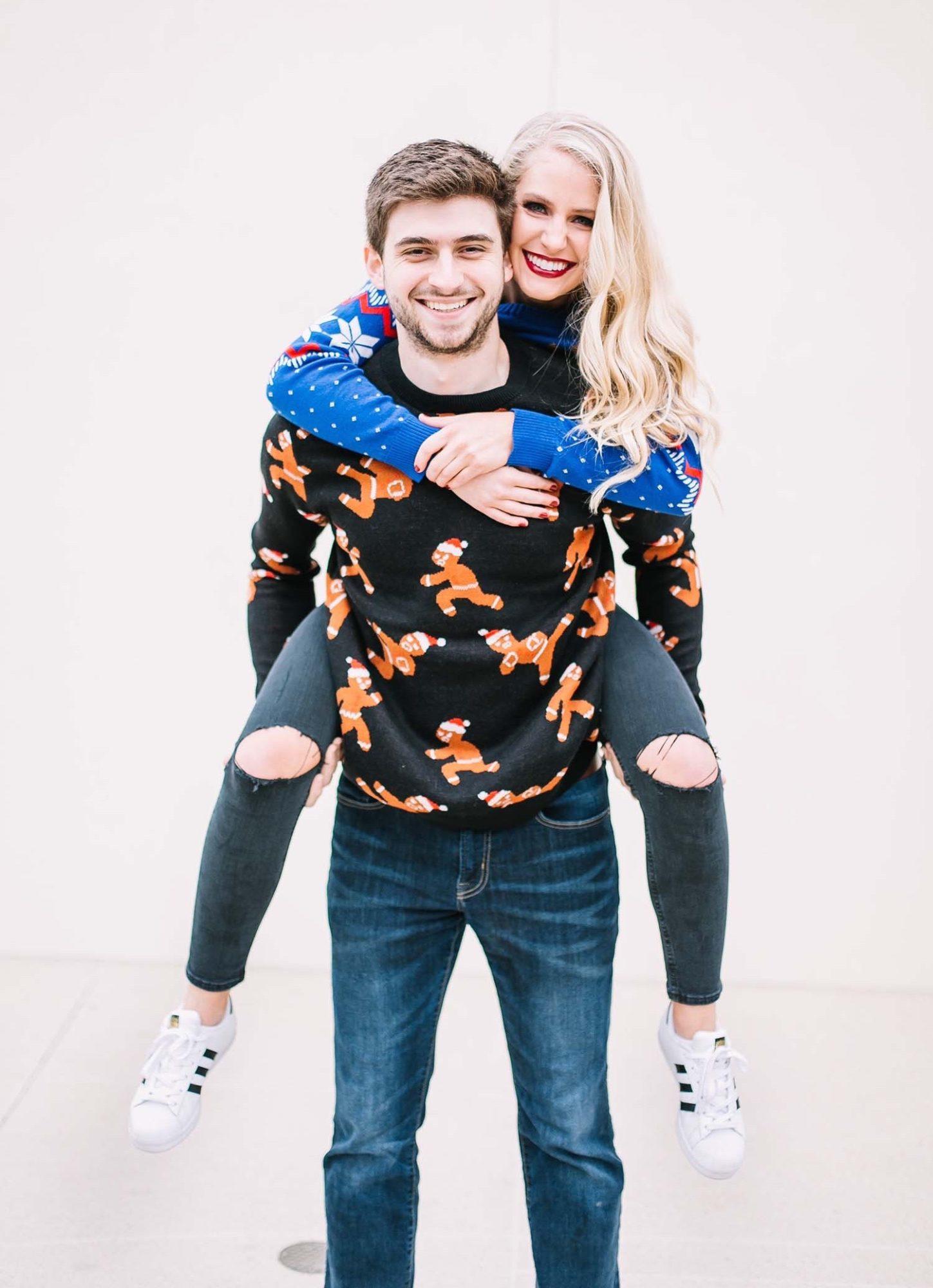 Wishlist Wednesday: Tacky Holiday Sweaters