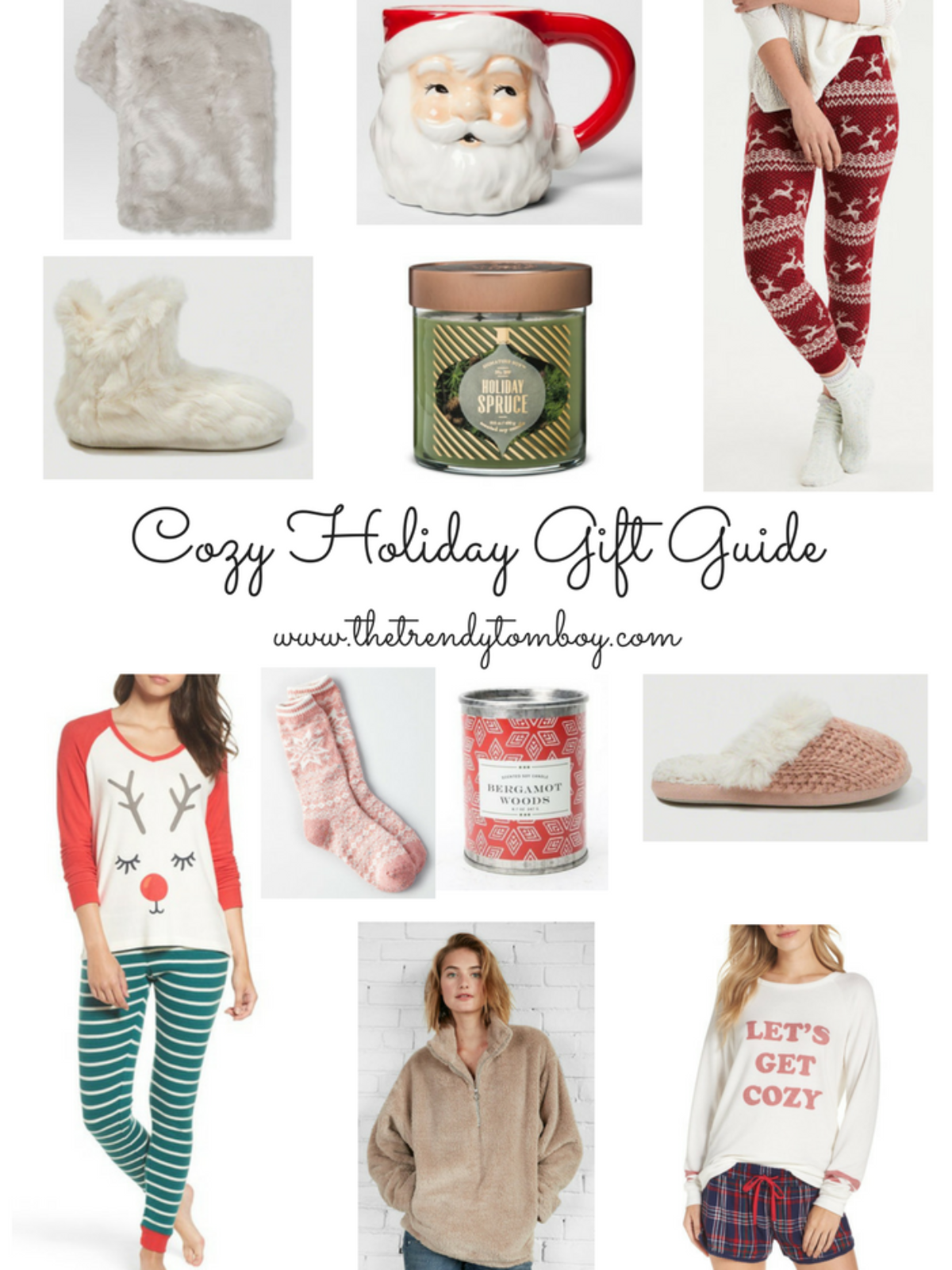cozy holiday gift guide
