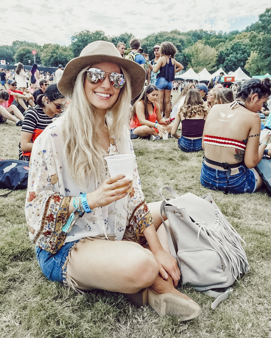 Music Festival Outfit Ideas + Macbook Air Giveaway
