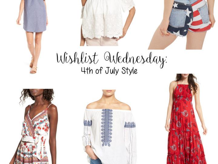 Wishlist Wednesday: July 4th