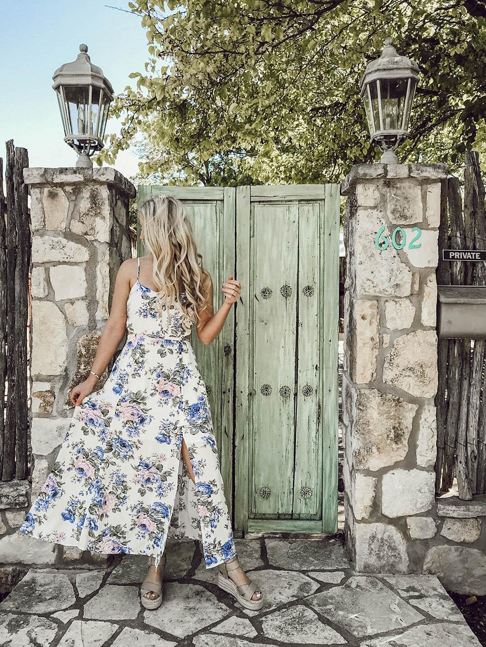 Summer Maxi Dresses + Gucci Giveaway