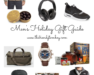 mens holiday gifts
