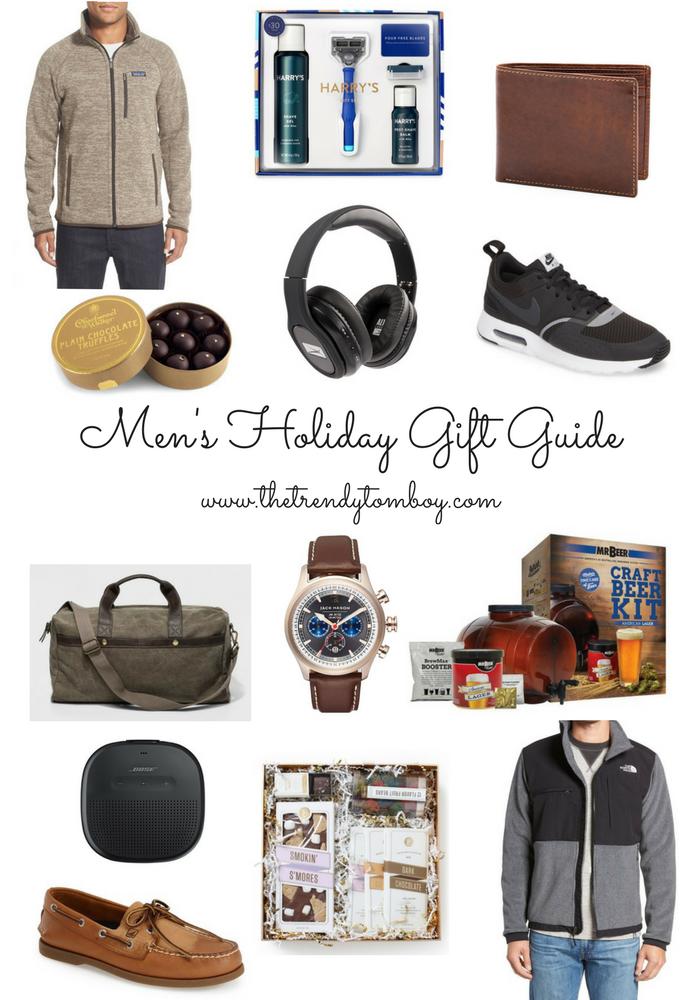 Men's Gift Guide