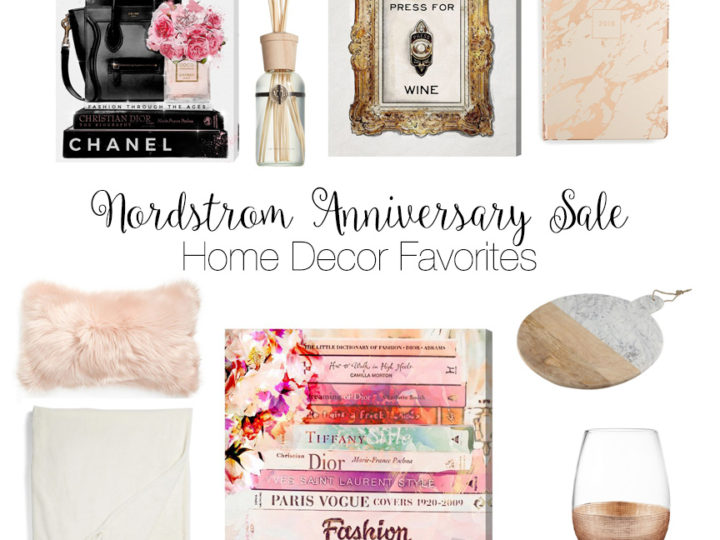 Nordstrom Anniversary Sale: Home Decor Favorites