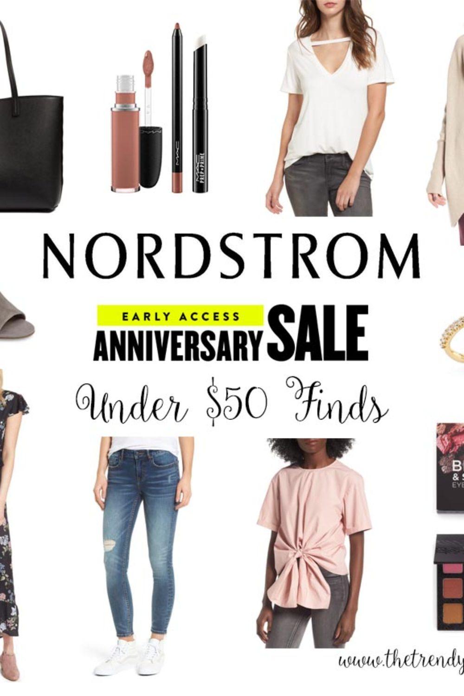nordstrom anniversary sale under $50 buys