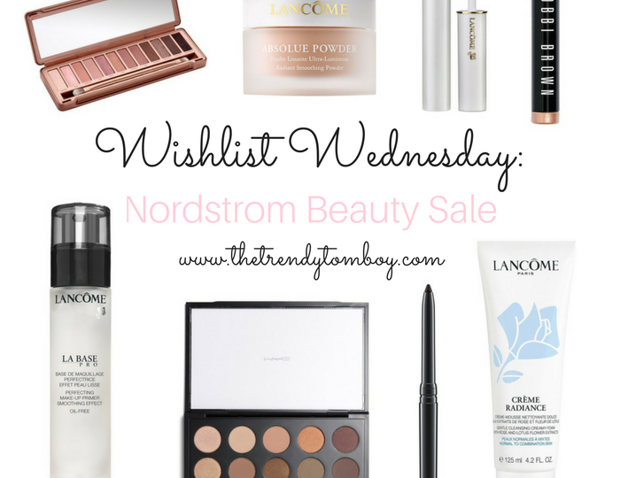 Wishlist Wednesday: Nordstrom Beauty Sale