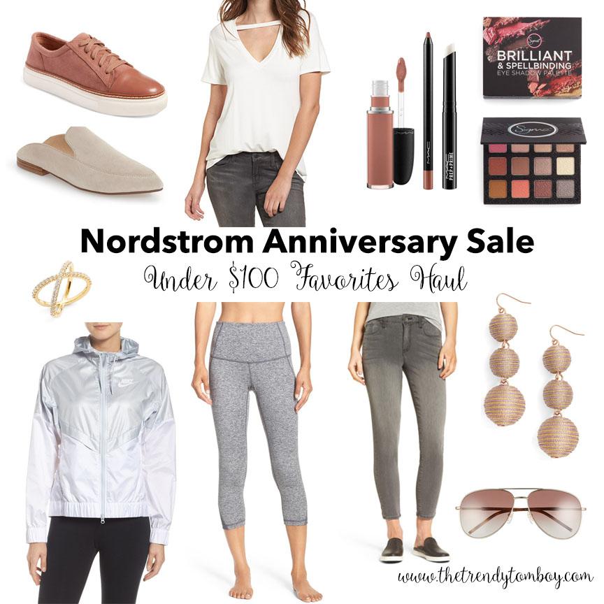 Nordstrom Anniversary Sale Haul: Under $100 Favorites