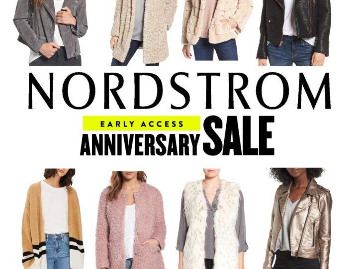 Nordstrom Anniversary Sale Picks: Outerwear