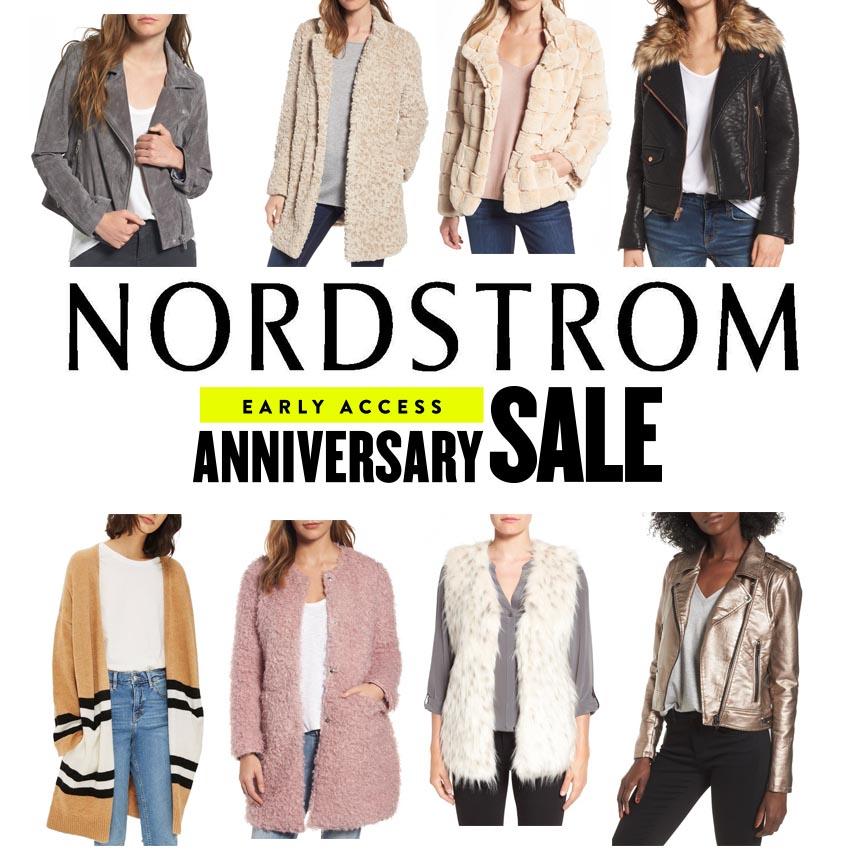 nordstrom anniversary sale coats