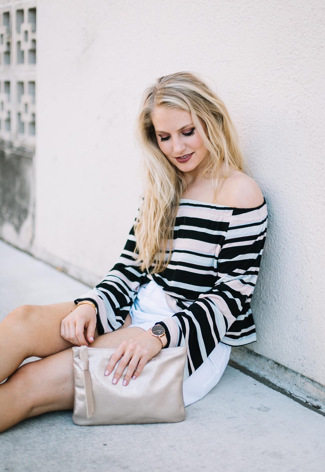 Off-The-Shoulder Casual