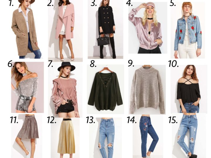 Cyber Monday with SheIn