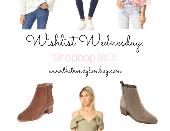 Wishlist Wednesday: Shopbop Sale