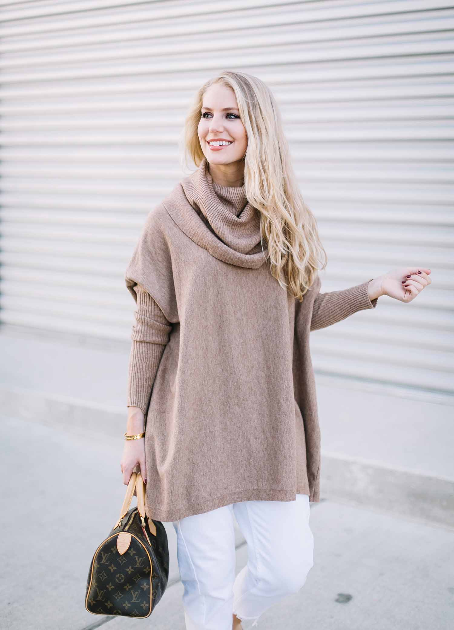 Sweaters In Spring - The Trendy Tomboy
