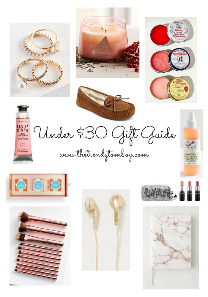 under $30 gifts