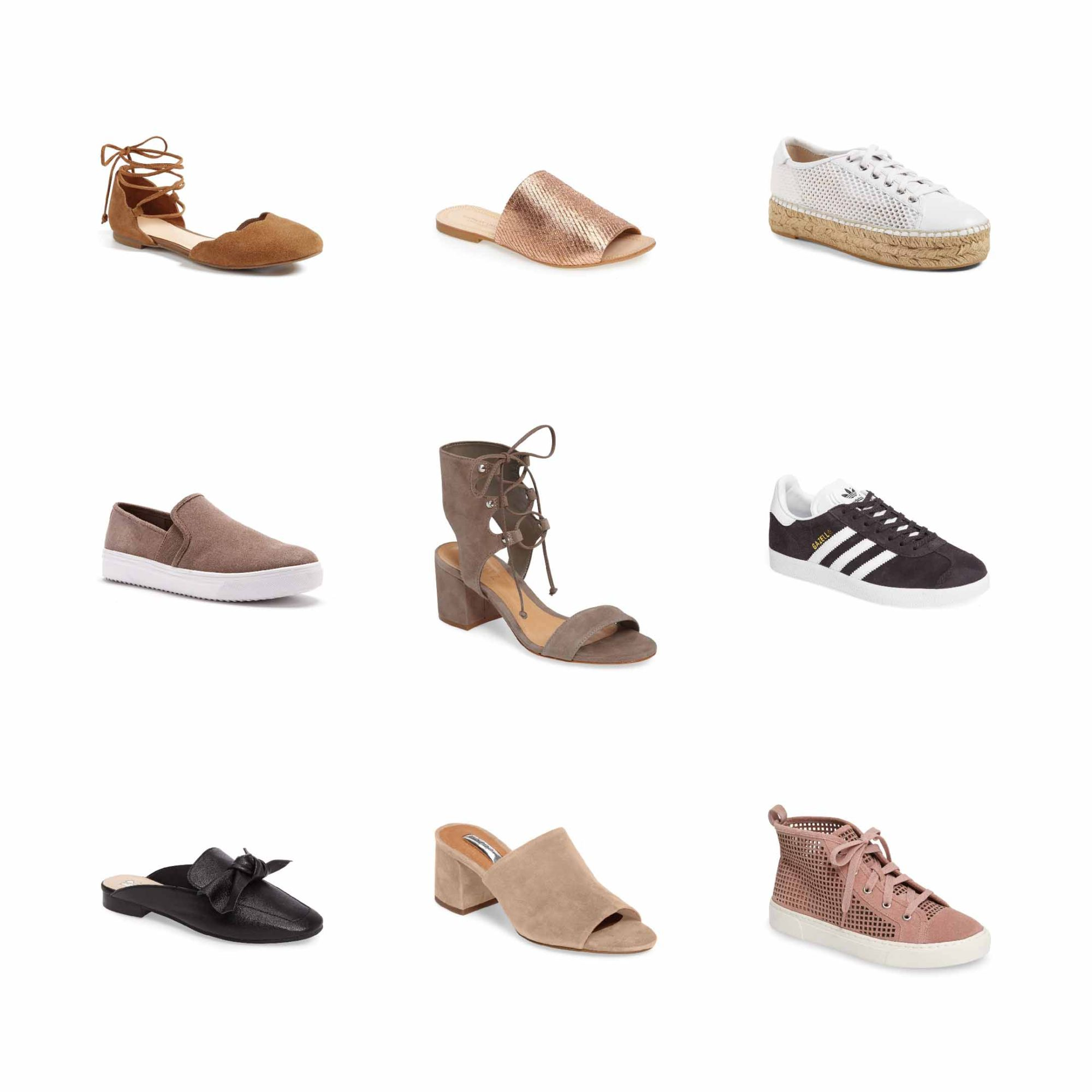 Spring Shoes Under $100