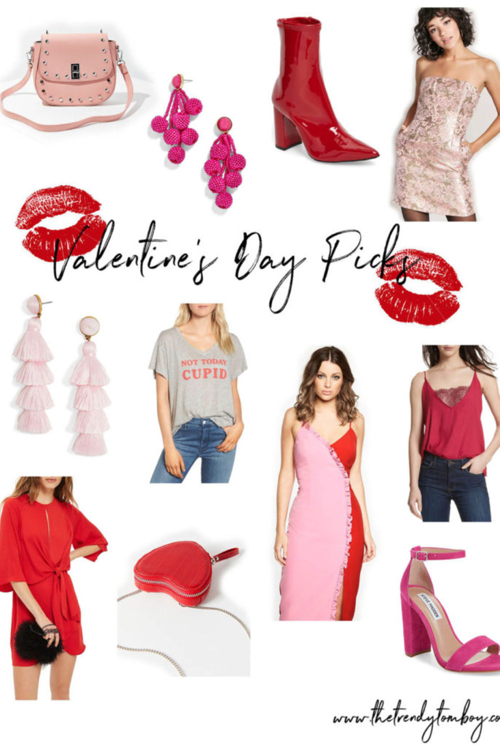 what to wear valentines day